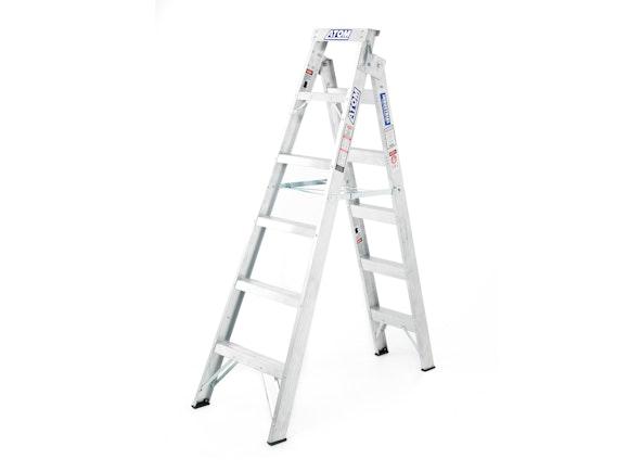 Atom Step Ladder Dual Purpose 6 Step