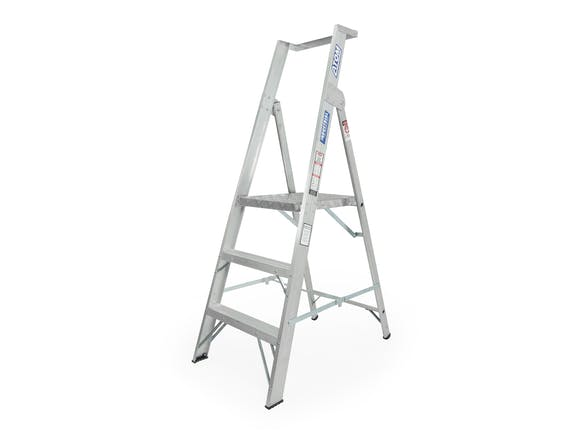 Atom Platform Ladder 3 Step 1.8m