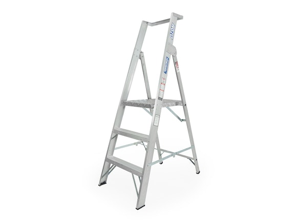 Atom Platform Ladder 3 Step 1.8m