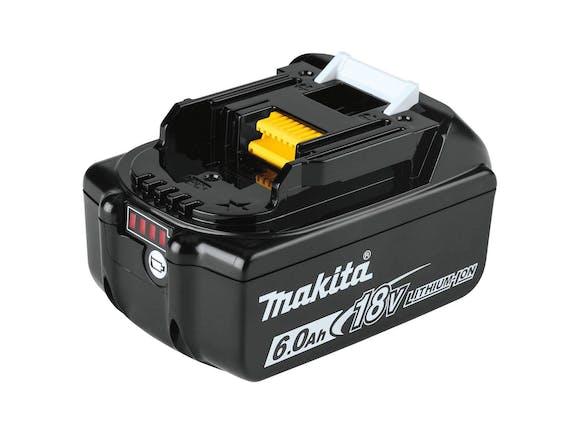 Makita 18V LXT Battery Li-Ion 6.0Ah