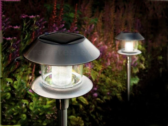 Solar Garden Stake Light