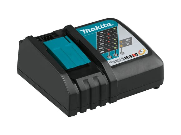 Makita LXT Rapid Optimum Battery Charger 14.4V - 18V