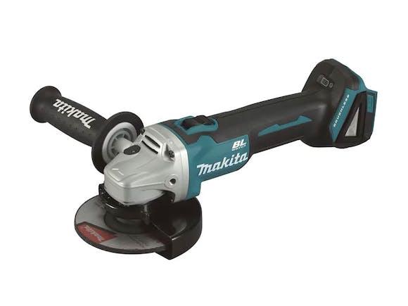 Makita 18V Angle Grinder Brushless LXT 125mm Skin
