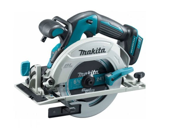 Makita 18V Circular Saw Brushless LXT 165mm Skin