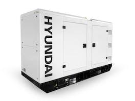 Hyundai Diesel Standby Generator 110kVA