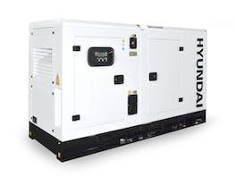 Hyundai Diesel Standby Generator 65kVA