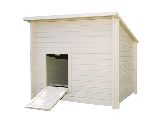 EcoChoice Chicken Coop Large