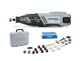 Dremel 8220 10.8V Max Rotary Tool Kit