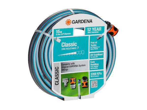 Gardena Garden Hose Classic 13mm Set 15m
