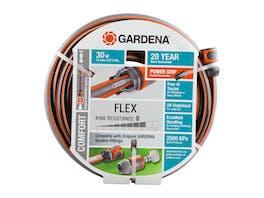 Gardena Garden Hose Comfort FLEX 13mm Set 30m