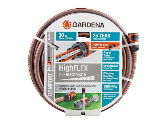 Gardena Garden Hose Comfort HighFLEX 13mm Set 30m