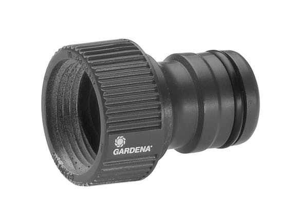 Gardena Maxi-Flo 19mm Tap Adaptor 3_4_ Thread