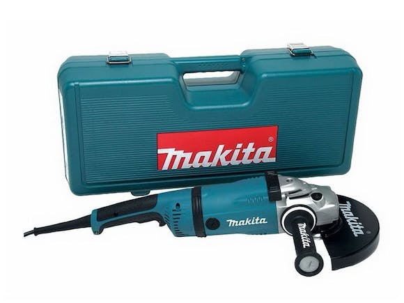 Makita Angle Grinder 230mm 2300W with Case