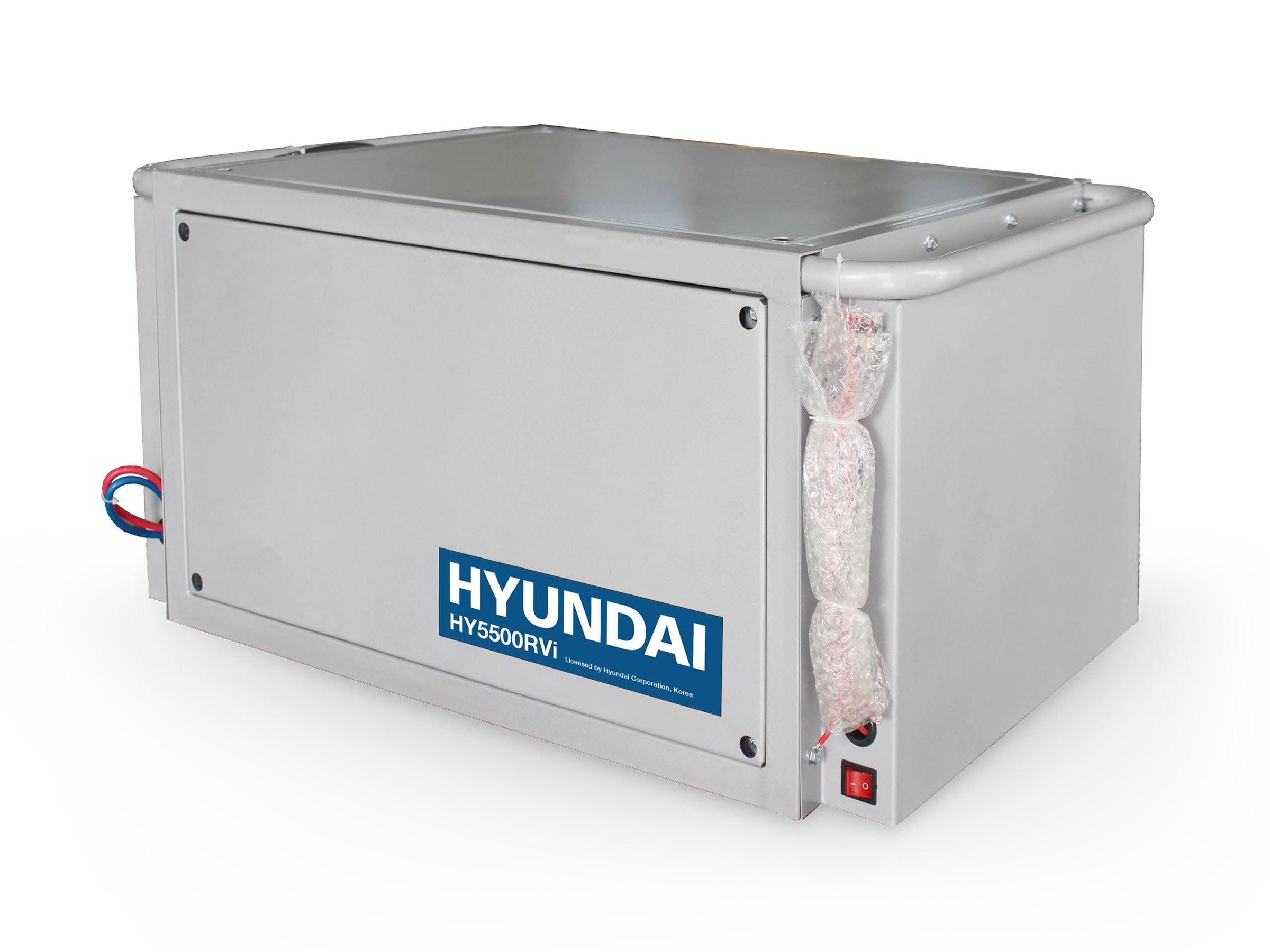 Hyundai RV/Marine Inverter Generator 5500W