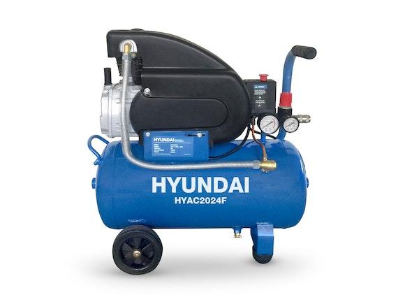 Hyundai Air Compressor Direct Drive 2HP 24L
