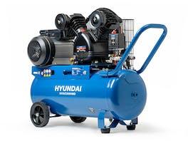 Hyundai Air Compressor Belt Drive 3HP 50L