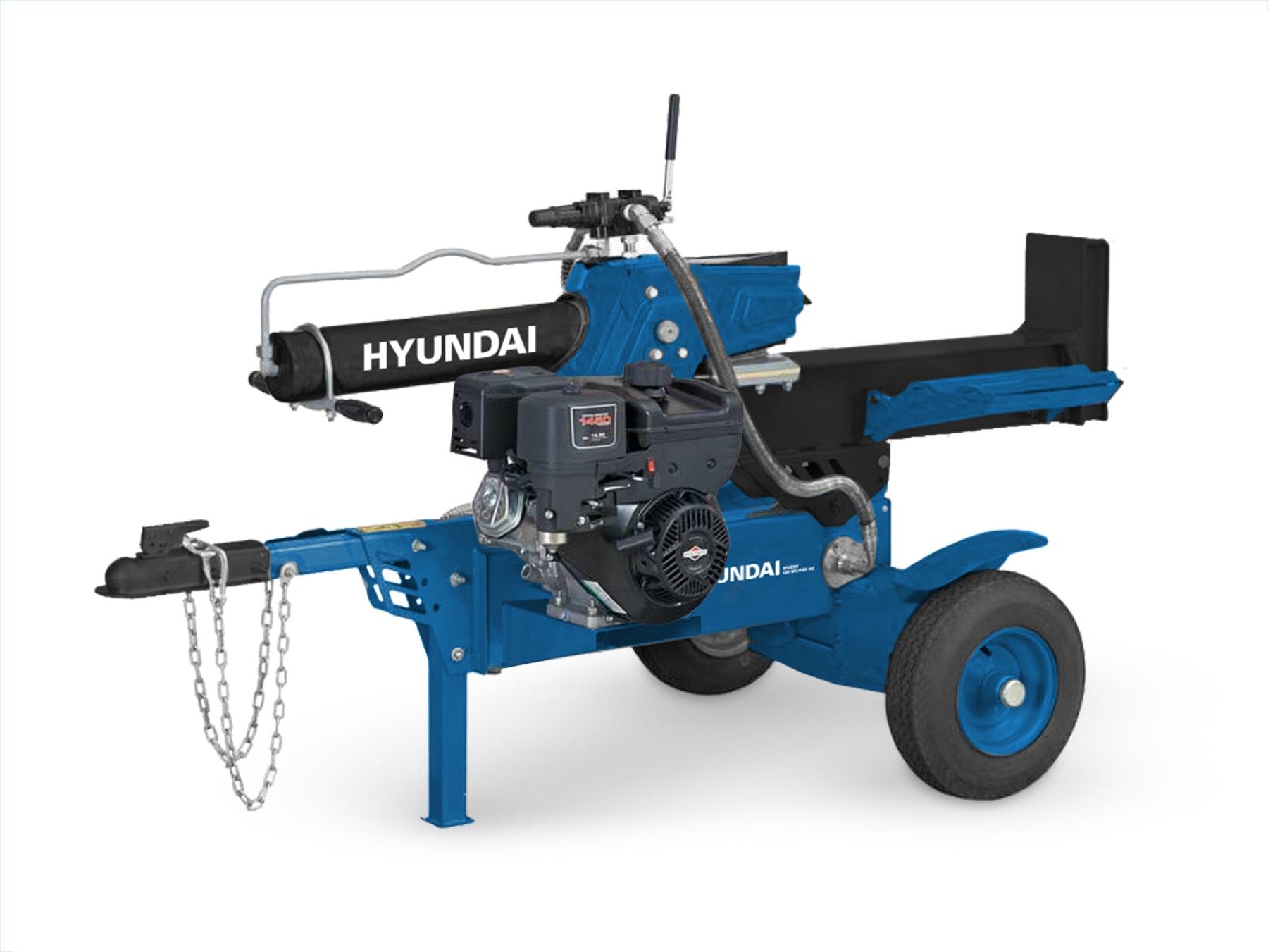 Hyundai Log Splitter 35T