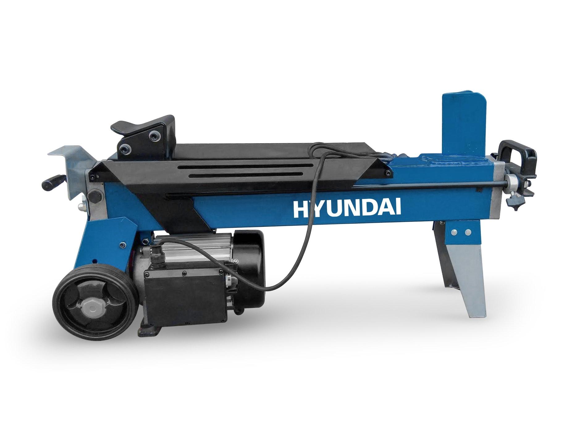 Hyundai Log Splitter 6T Electric
