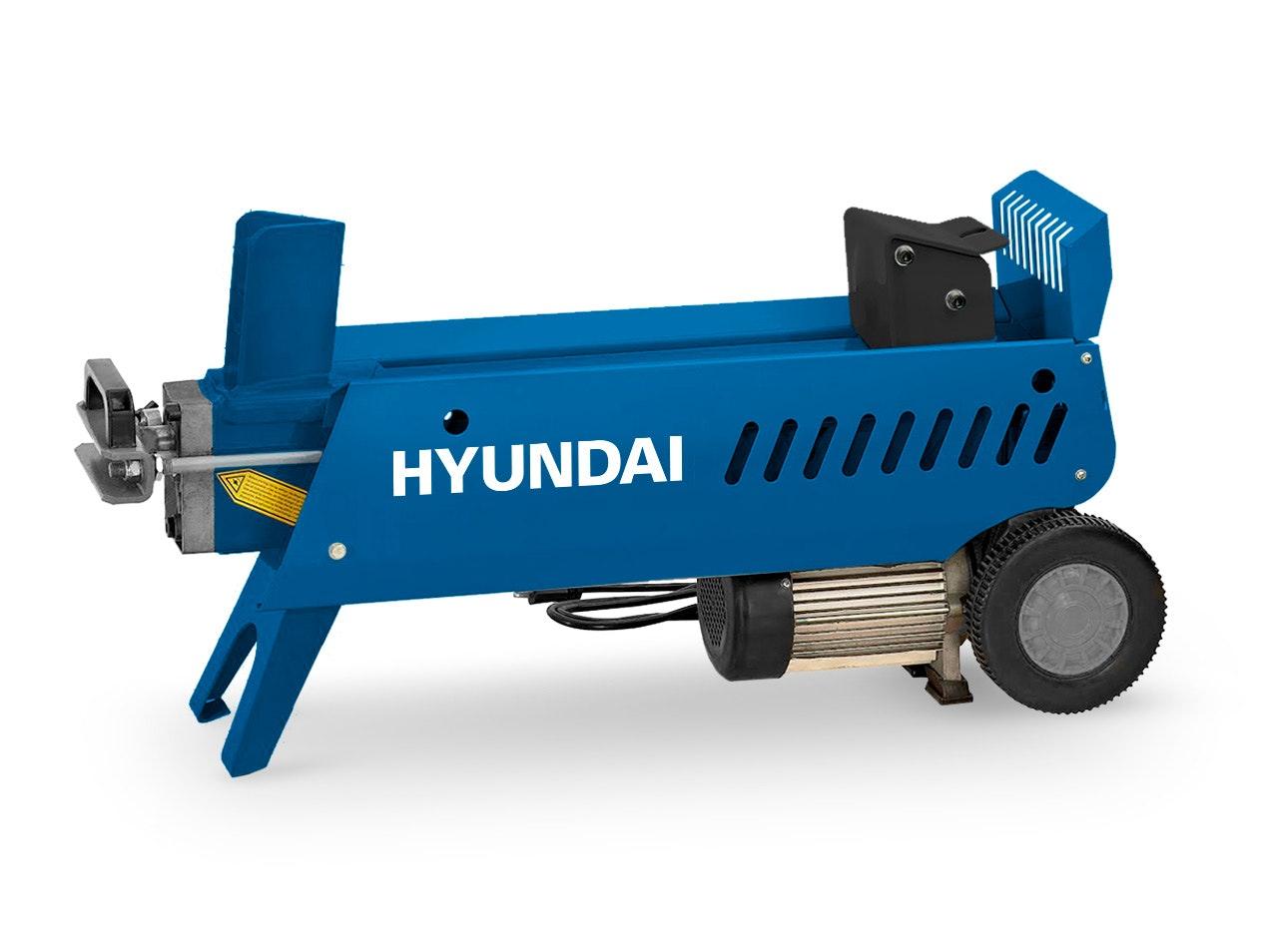 Hyundai Log Splitter 7T Electric