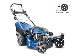 Hyundai Lawnmower Zero Turn 510mm Self-Propelled E-Start