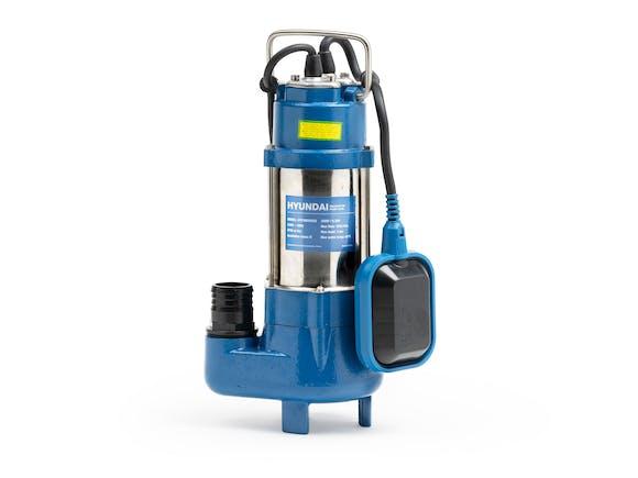 Hyundai Submersible Stainless Steel Wastewater Pump 250W