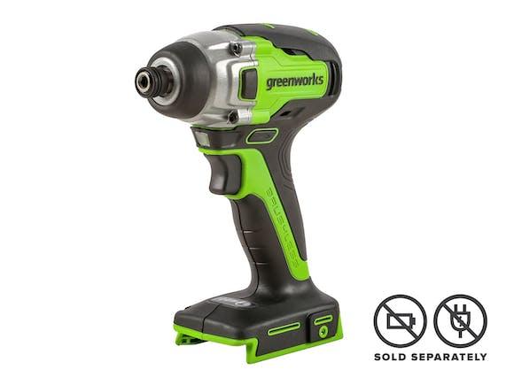 Greenworks 24V Impact Driver Brushless Skin