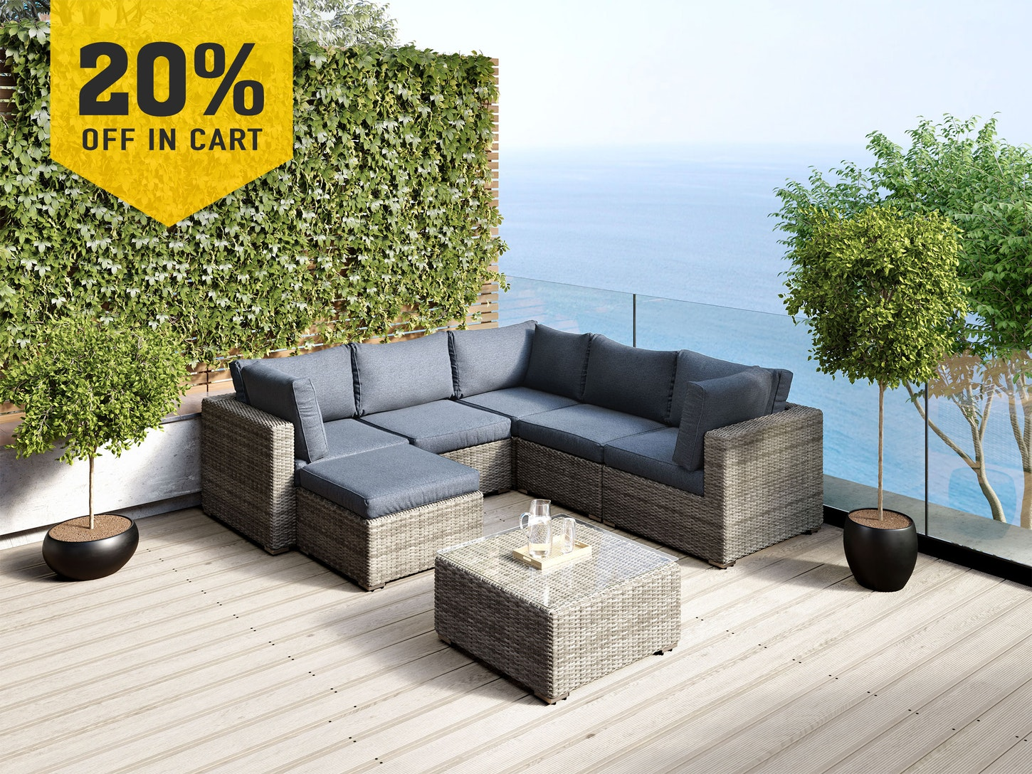 Kapiti rattan suite 4 lounge sets outdoor furniture home outdoor living trade tested