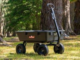Mighty Carts Garden Cart Heavy Duty 140L