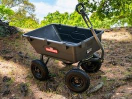 Mighty Carts Garden Cart Heavy Duty 170L