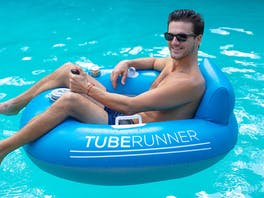 PoolCandy Tube Runner Motorised Pool Tube