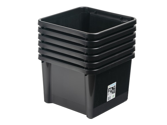 Storage Crate Hobby Box 30L - 6 Pack