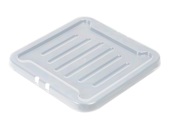 Clear Lids for Storage Crate Hobby Box 30L - 6 Pack