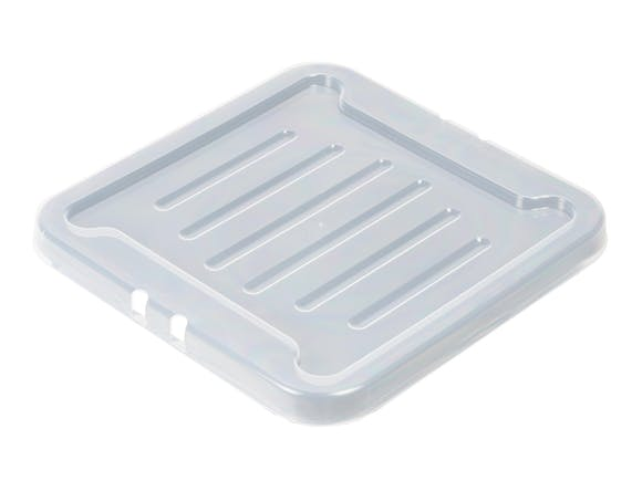 Storage Crate Hobby Box 30L Clear Lid - 6 Pack