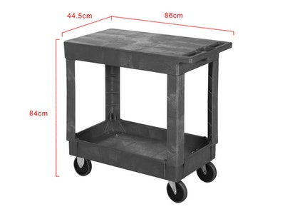 Utility Cart Flat Top Small Service