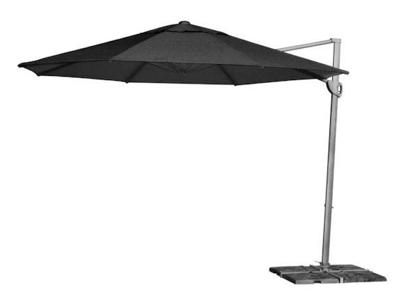 Cantilever Umbrella Navare 3.3 Octagonal Black