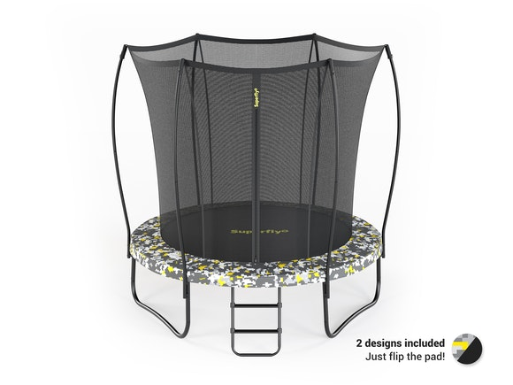 Superfly X Trampoline 8ft