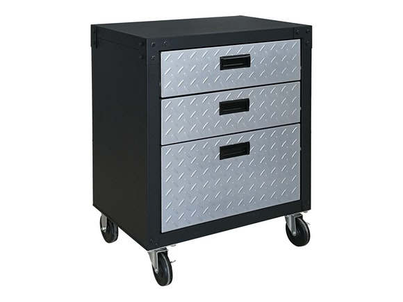 Rolling Cabinet 3 Drawer