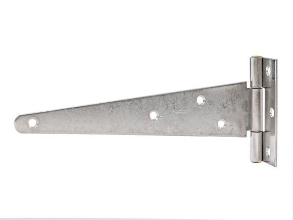 T-Hinge S/Steel Heavy 250mm DP2