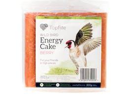 Topflite Wild Bird Feed Energy Cakes Berry