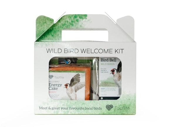 Topflite Wild Bird Feeder Welcome Kit