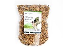Topflite Wild Bird Feed Seed Mix Coarse 2kg