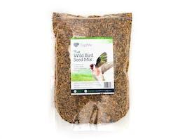 Topflite Wild Bird Feed Seed Mix Fine 2kg