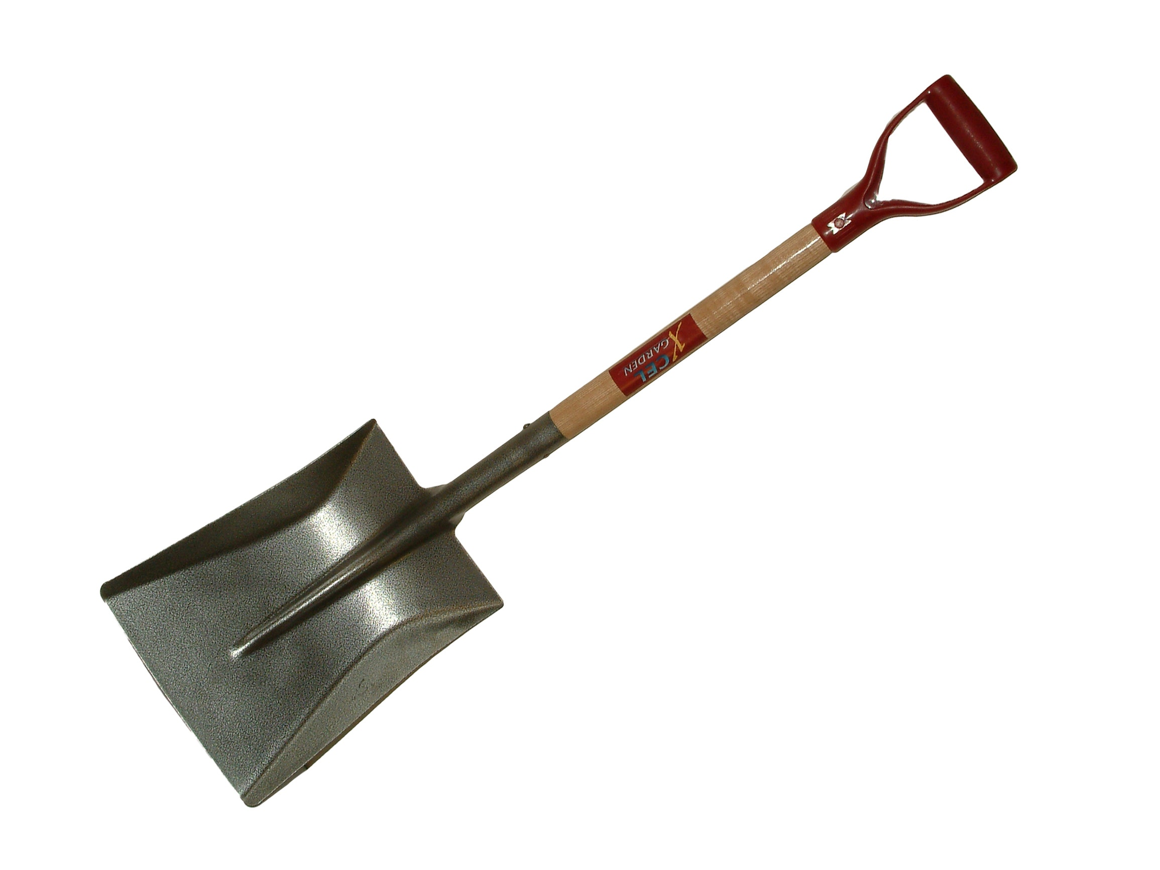 Shovel Square Mouth #4 D Handle 280mm