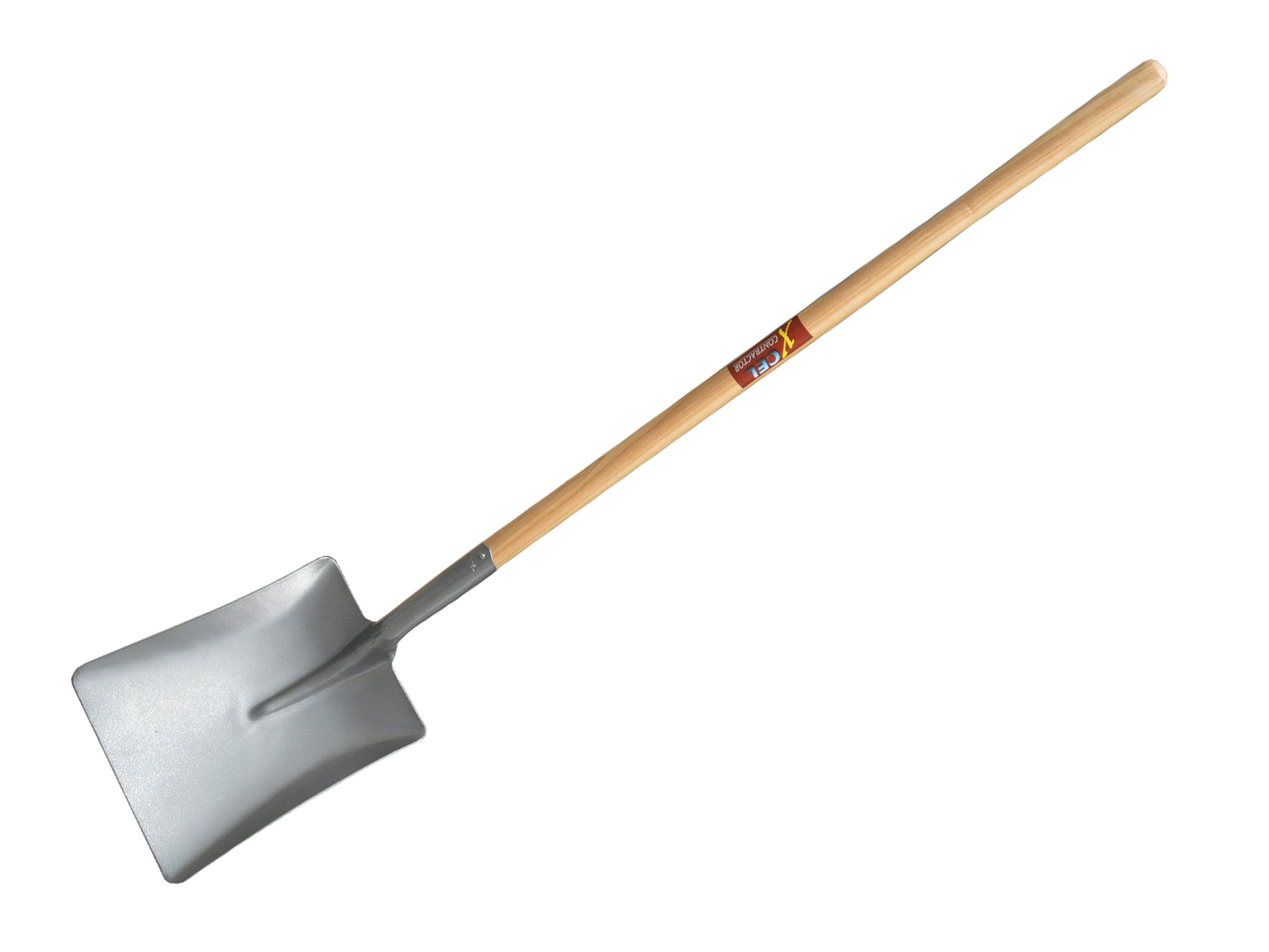 Shovel Square Mouth #8 Long Handle 310mm