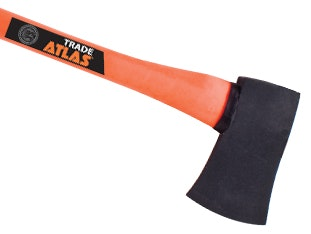 Atlas Fibreglass Handle Axe 4lb