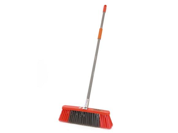 Browns Industrial Series Yard Broom Complete 18ISY 458mm
