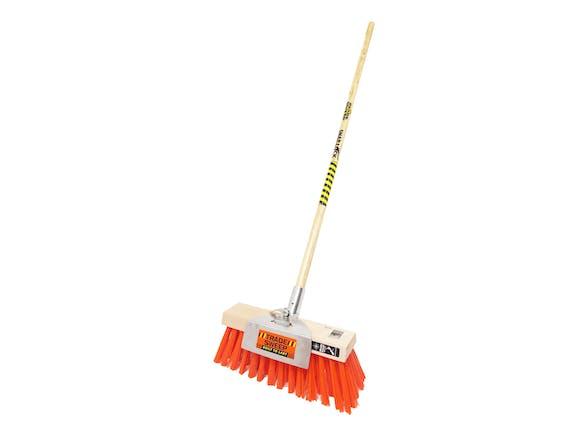 Browns Trade Blade Sweep PET Fill Yard Broom 355mm