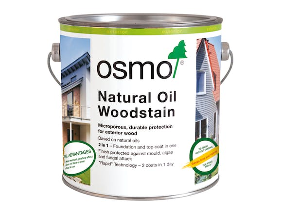 Osmo Natural Oil Woodstain 2.5L - Larch