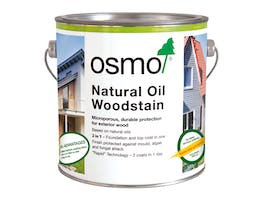 Osmo Natural Oil Woodstain 2.5L - White