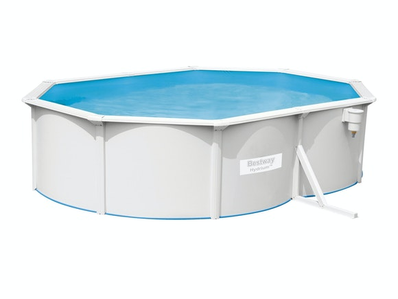 Bestway Hydrium Oval Steel Wall Pool 5m x 3.6m x 1.2m